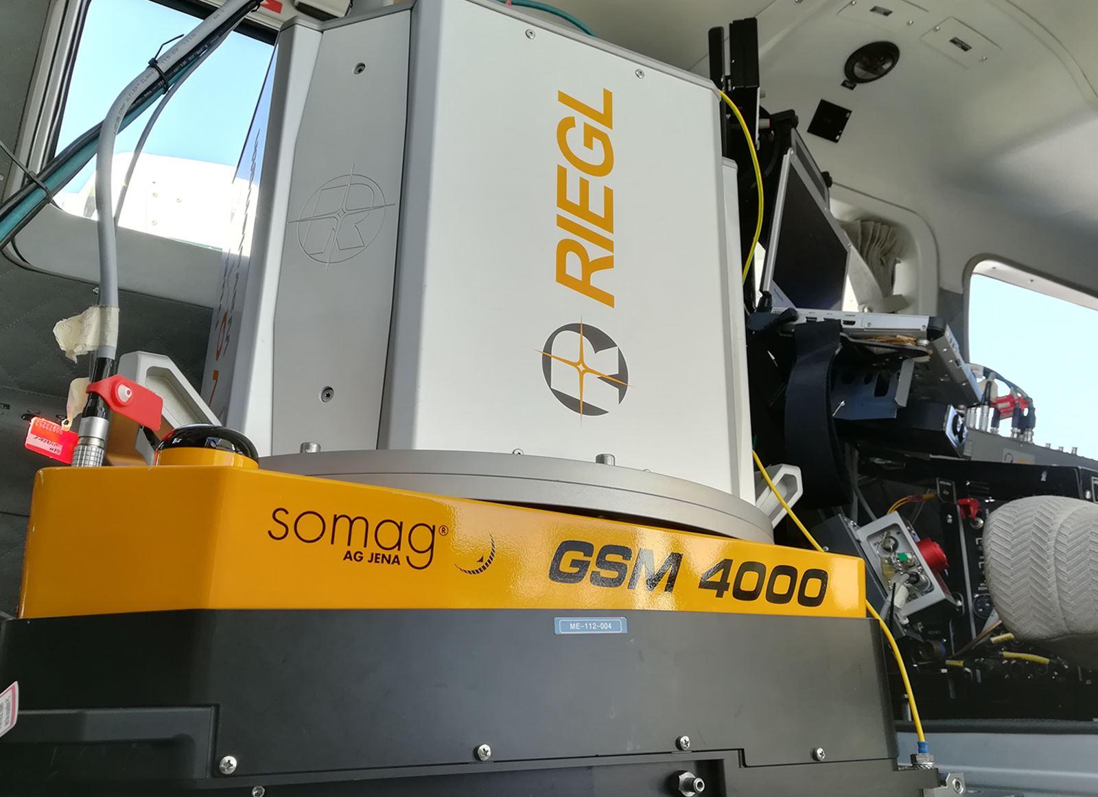 RIEGL VQ 1560i-DW