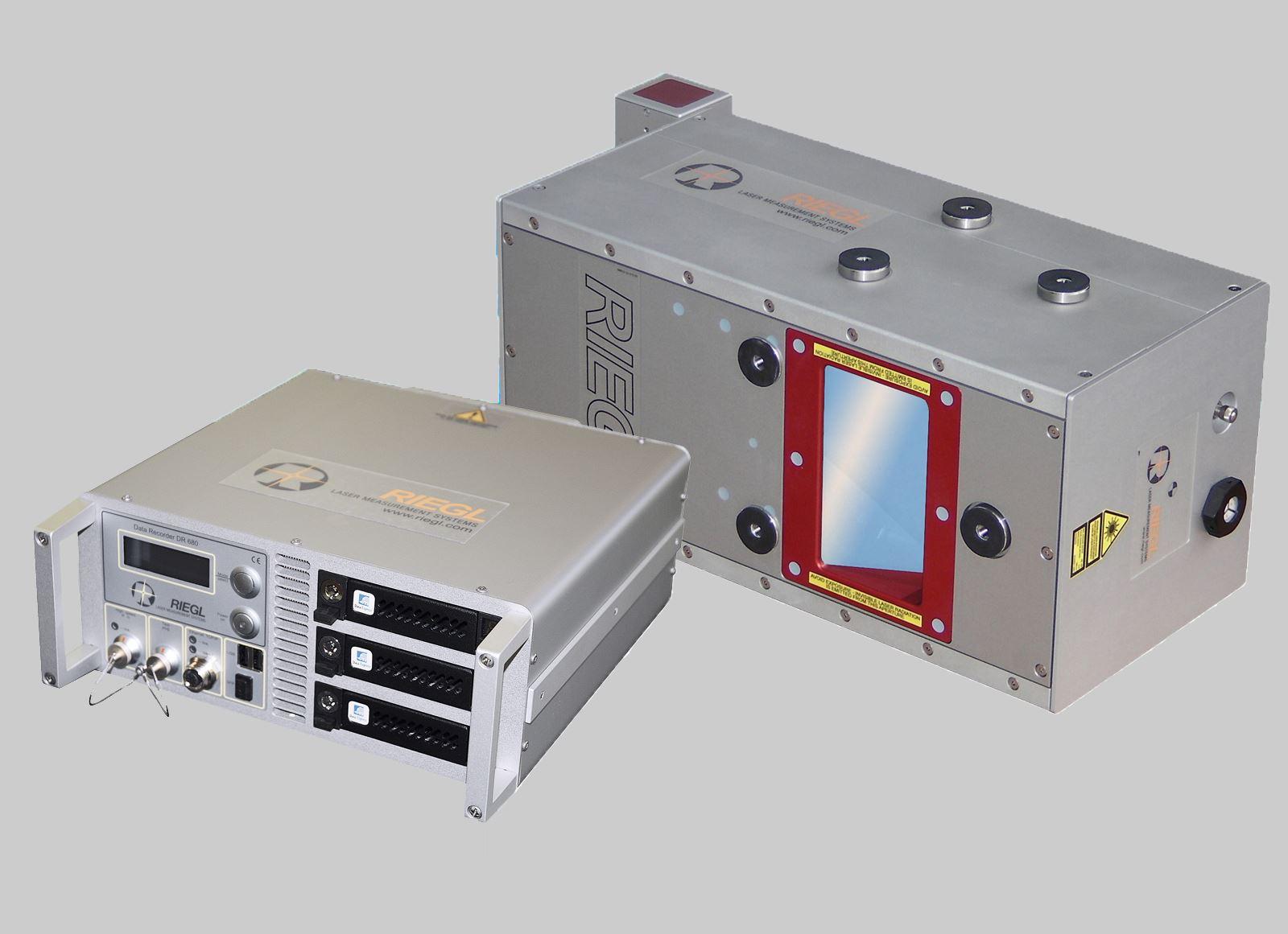 RIEGL LMS Q680i