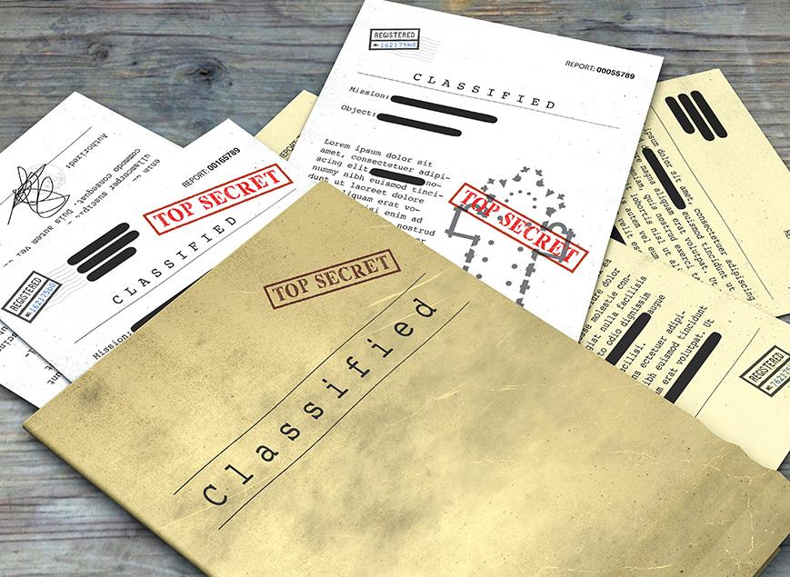 Ochrona informacji niejawnych