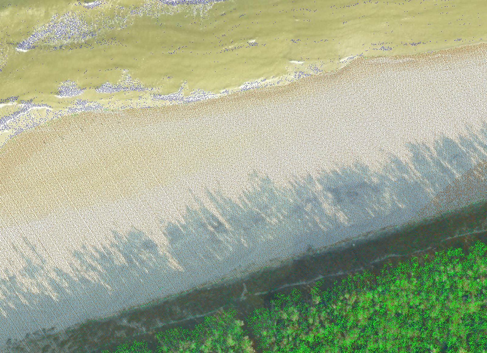 Monitoring morskiej strefy brzegowej